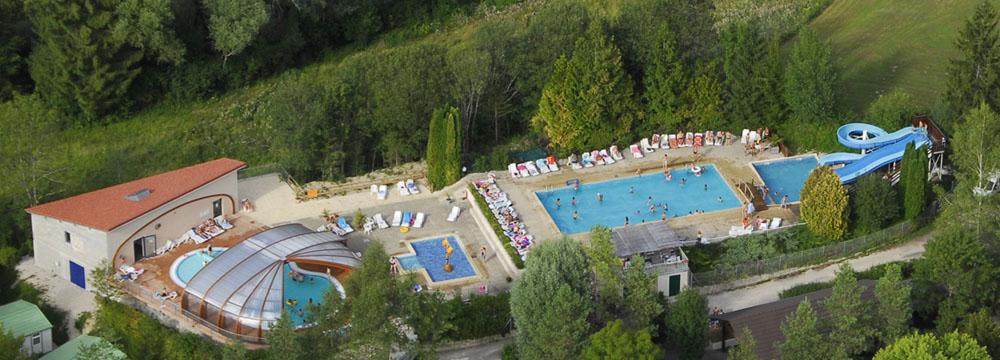Parc aquatique camping le moulin site officiel jura 39 - Camping avec piscine jura ...